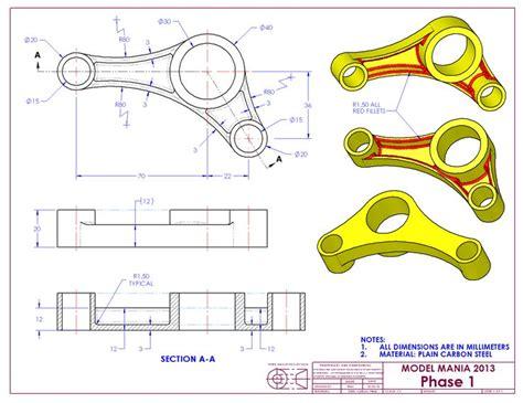 solidworks tutorial exercises pdf 136 best ejercicios de solidworks images on pinterest