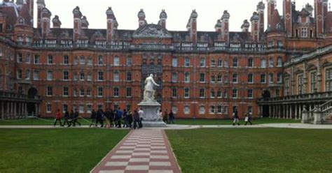 Royal Holloway Of Mba Ranking by Royal Holloway Sinks Below St S Twickenham In