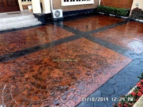 american decorative concrete floor sting lagos mainland