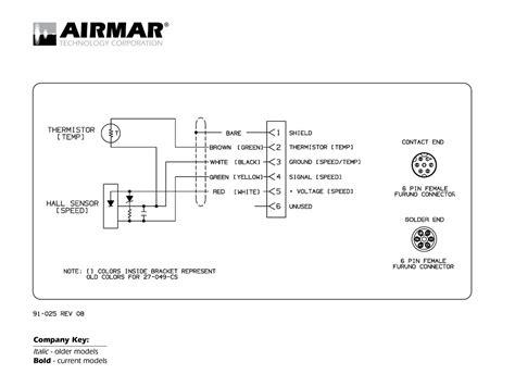 8 pin airmar transducer wiring diagram get free image