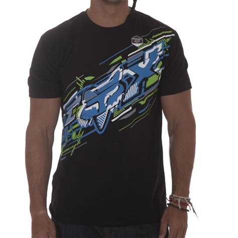 T Shirt Fox Racing fox racing t shirt flare superior bk buy