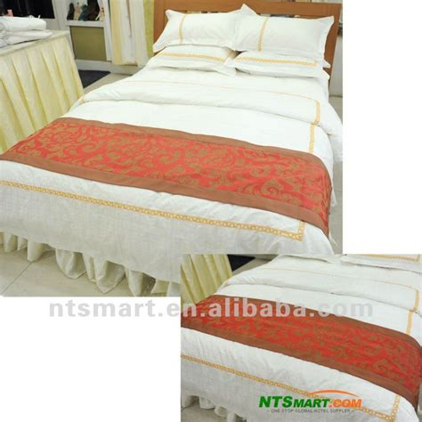 Bed Scarves And Runners by Hotel Bed Runner Bed Scarf Buy Hotel Bed Scarf Silk Bed Scarf Bed Runners For Hotels Product