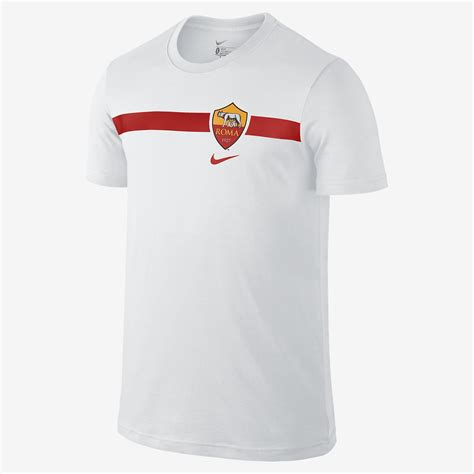 Tshirt As Roma 1 offerta t shirt maglia nike as roma calcio