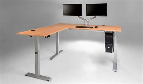 July Heat Wave Sit Stand Desk Sale