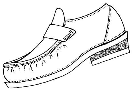 imagenes de zapatos infantiles para colorear zapatos dibujo