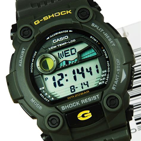 G Shock G 7900 4 g 7900 3 g7900 casio g shock g rescue cold resistant