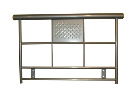 Metal Headboards Single by 3ft Single Metal Headboard For Bed In Alloy Finish The