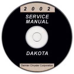 service and repair manuals 2002 dodge dakota free book repair manuals 2002 dodge dakota service manual cd rom