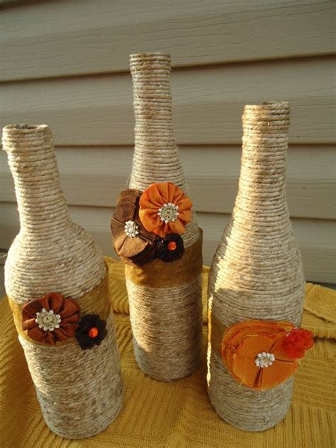 creative wine bottle decoration ideas