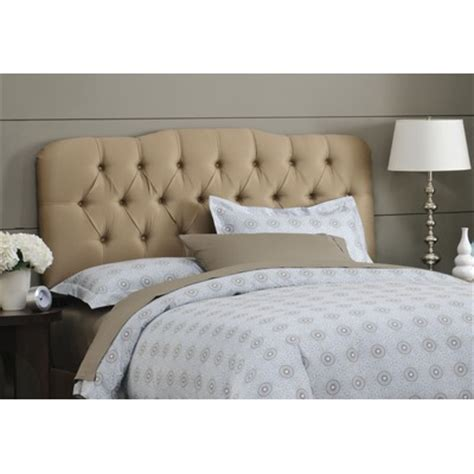 queen size padded headboard buy tufted arch upholstered headboard size queen finish