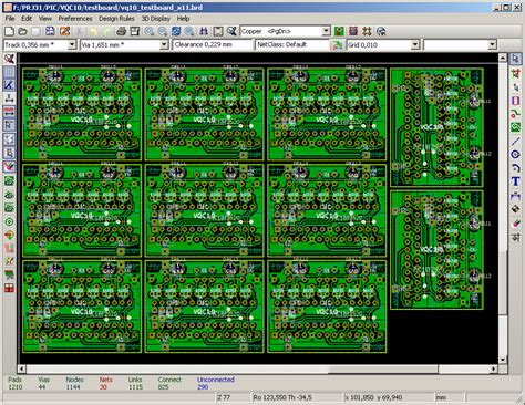 pcb layout software kicad kicad eda software suite viduweb
