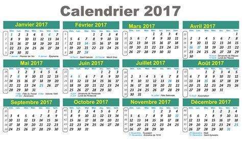 2017 Calendrier Semaine Calendrier 2017 Avec Num 233 Ro De Semaine Newspictures Xyz