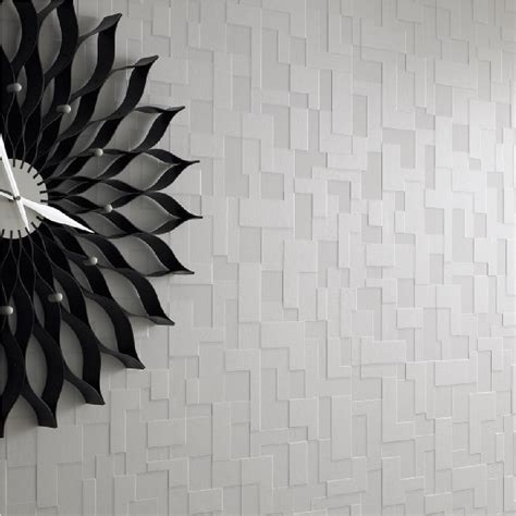 Graham And Brown by Graham Brown Luxury Checker 3d Blocks Geometric Tile