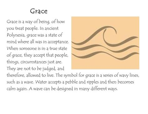 tattoo meaning grace polynesian design grace google search grace