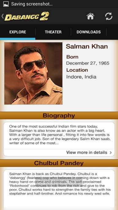 film character biography actor biography and character details