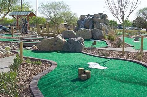 backyard mini golf a mini golf course in my backyard mini golf pinterest
