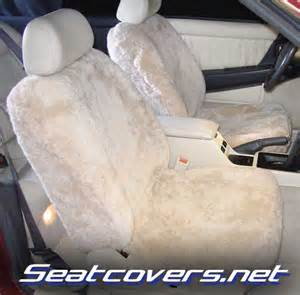 Custom Fit Sheepskin Car Seat Covers Car Seat Covers Since 1997 Seatcovers Net