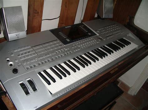 Keyboard Yamaha Tyros 4 yamaha tyros 4 image 534380 audiofanzine