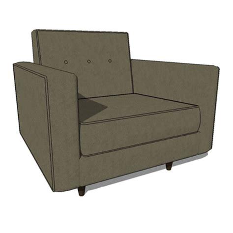 bantam sofa bantam sofas 3d model formfonts 3d models textures