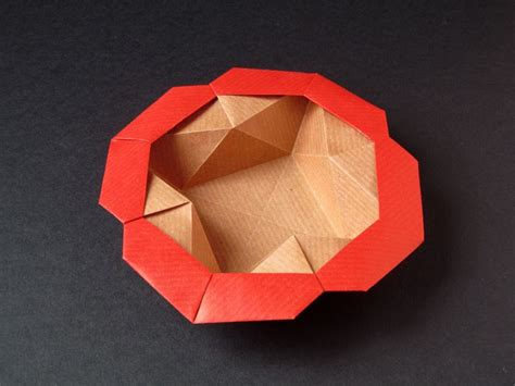 Origami Box Lantern - 17 best images about origami on paper