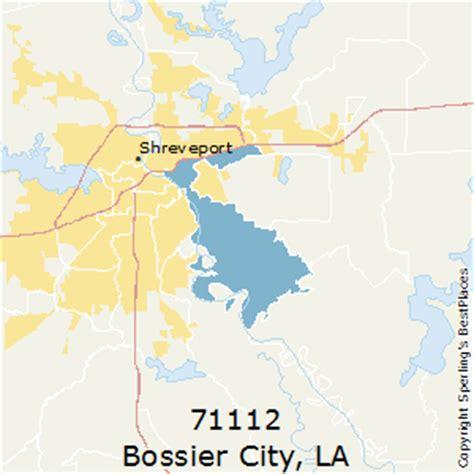 zip code for city la best places to live in bossier city zip 71112 louisiana