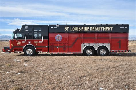 st louis truck st louis mo department walk in heavy rescue 1008