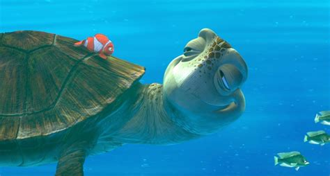 Finding Nemoor Who I Call Myself Today by A Finding Nemo Quote For Every Occasion Oh My Disney