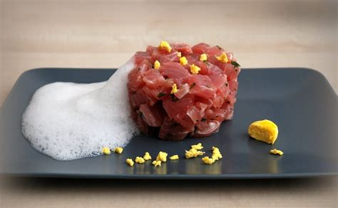 cucina molecolare ricette la piccola casa una ricetta di cucina molecolare tartare