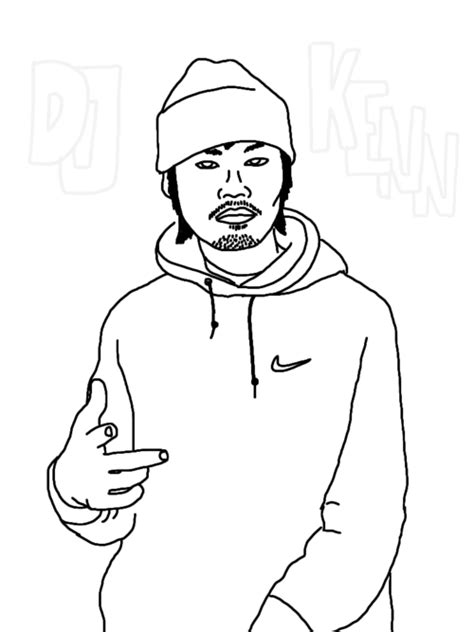 coloring book chance the rapper zip drive trend artists drawing pictures of chicago rappers