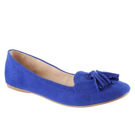 cobalt blue flats shoes cobalt blue flats if the shoe fits