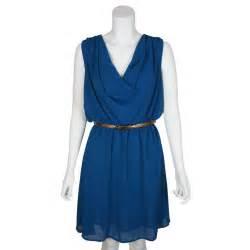 cowl neck belted dress dresses from glebe uk