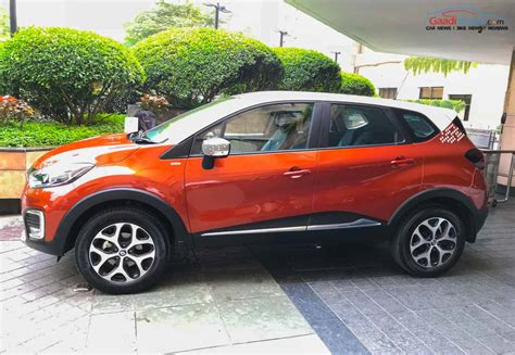 renault india renault kaptur captur india price booking engine
