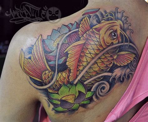 rare breed tattoo 1000 images about on koi fish