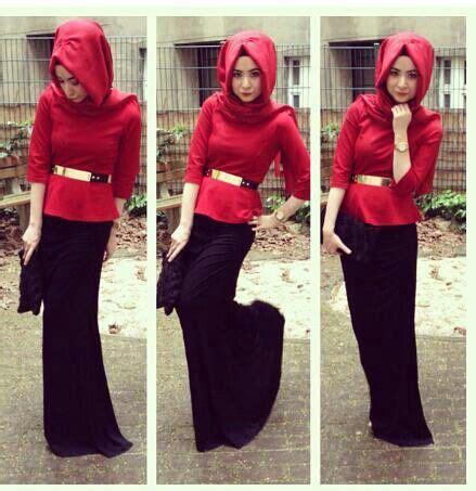 Butterfly Set Setelan Muslim Fashion Muslim so turkish two dress set black maxi top