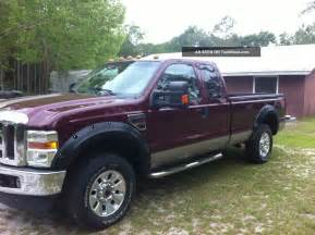 2008 ford f 250 duty xlt extended cab 4 door 6 4l