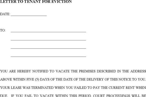 Farm Lease Termination Letter Iowa rent and lease template free premium