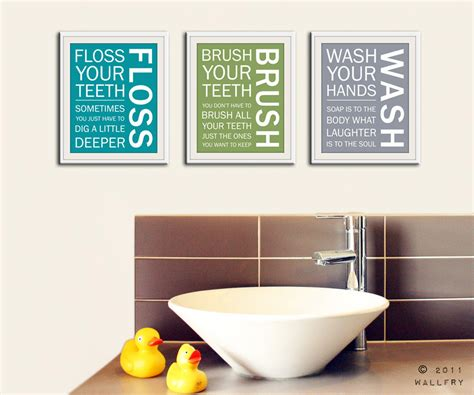 kids bathroom wall decor kids bathroom wall art bathroom rules bathroom prints wash