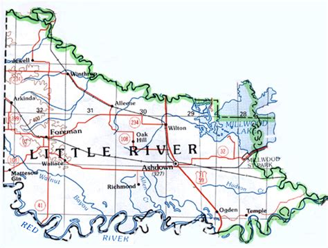 river county map river county map