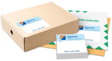 printing mailing labels from home custom mailing labels cut to size or roll mines press