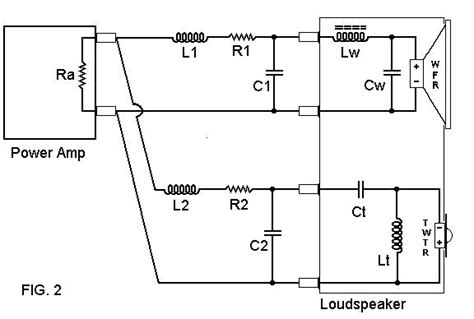 bi wire speaker diagram efcaviation