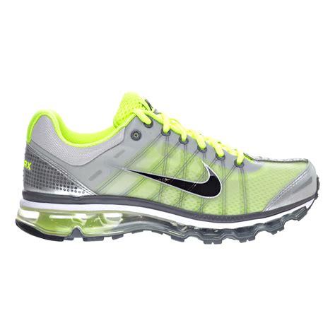 Nike Air Max 2009 Mens by Nike Air Max 2009 S Shoes Neutral Grey Black Volt White 486978 017 Ebay
