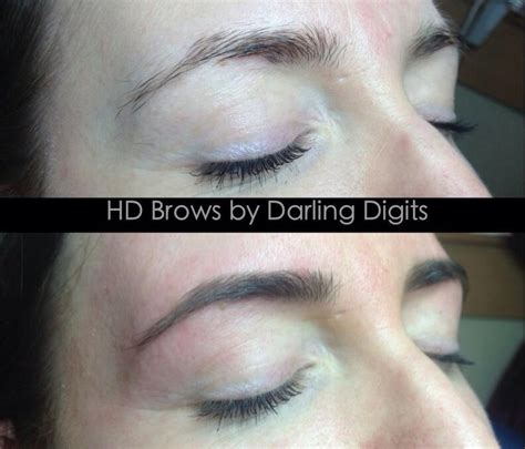 tattoo hd brows hd brows treatment seven steps procedure to get perfect