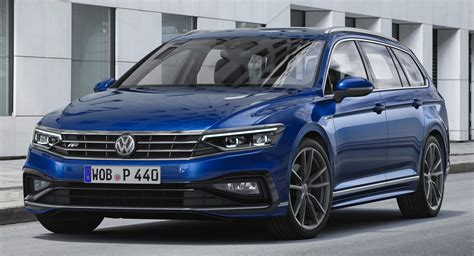 Volkswagen New 2020 by Europe S 2020 Vw Passat Facelift Debuts With Updated