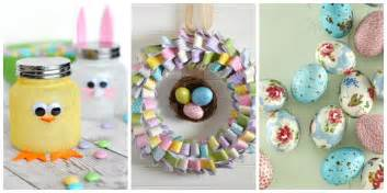 ideas for easter 60 easy easter crafts ideas for easter diy decorations gifts country living