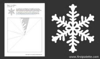 paper snowflake patterns printable templates amp coloring