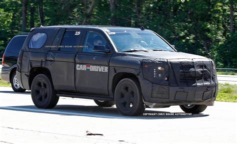 gmc yukon or chevy tahoe car and driver