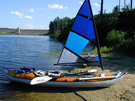 canoes with sails questions about kayak sailing