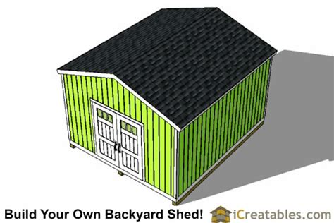 14x16 shed plans storage shed plans icreatables 14x16 shed plans storage shed plans icreatables