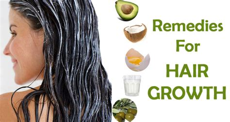 top 6 home remedies for hair growth