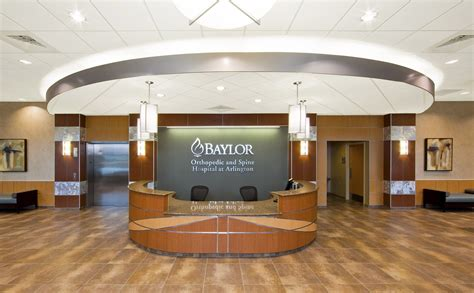 Baylor Interior Design by Baylor Orthopedic And Spine Hospital Of Arlington Interior Design Degree Plan Baylor